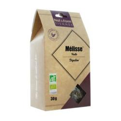 Nat & Form Tisanes bio Mélisse feuille