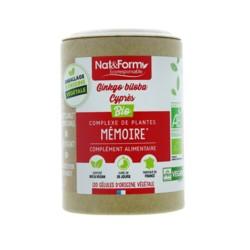 Nat & Form Ecoresponsable Mémoire Bio