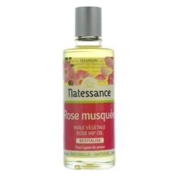 Natessance huile végétale de rose musquée