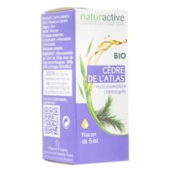 Naturactive huile essentielle Bio Cèdre de l'Atlas