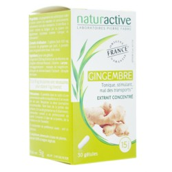 Naturactive gingembre