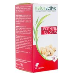 Naturactive Lécithine de soja