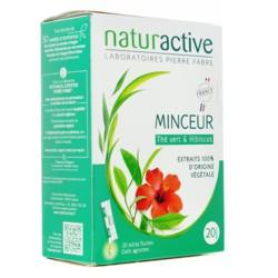 Naturactive Fluide Détox 20 sticks - Éliminer les toxines