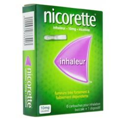 Nicorette inhaleur 10mg