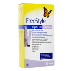 Freestyle Optium B-Ketone 10 électrodes