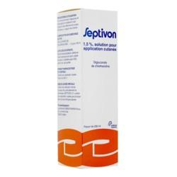 Septivon solution antiseptique