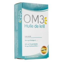 Super Diet OM3 huile de Krill