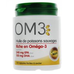 Super Diet OM3 huile de poissons sauvages