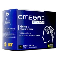 Santé Verte Omega 3
