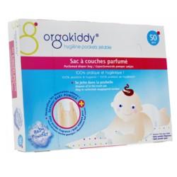 Orgakiddy sac à couches parfumé