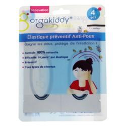 Orgakiddy élastique anti poux