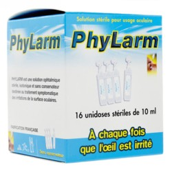 Phylarm solution ophtalmique