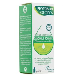Phytosun Arôms huile essentielle Camomille romaine