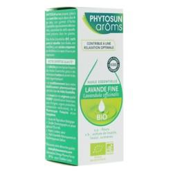 Phytosun Arôms huile essentielle lavande fine bio