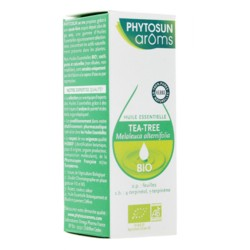 Phytosun Arôms huile essentielle bio Tea Tree
