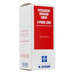 Potassium Richard 3% sirop