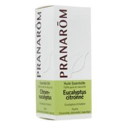 Pranarom huile essentielle eucalyptus citronné