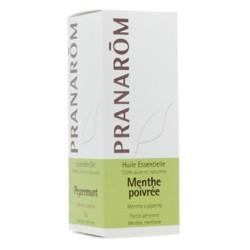 Pranarom huile essentielle menthe poivrée