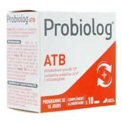 pileje lactibiane atb 10 g lules probiotiques flore intestinale