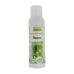 Propos Nature huile végétale de neem bio