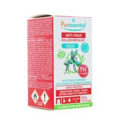 Puressentiel Anti-Pique roller répulsif moustique bébé