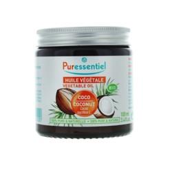 Puressentiel Huile végétale de coco bio