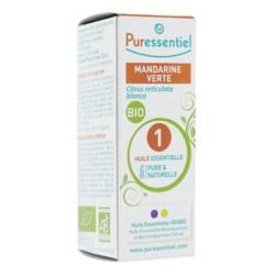 Puressentiel huile essentielle mandarine verte bio