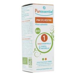Puressentiel huile essentielle pin sylvestre bio