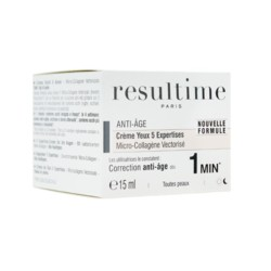 Resultime Crème yeux 5 expertises