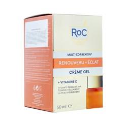 Roc Multi Correxion Crème gel Renouveau Eclat