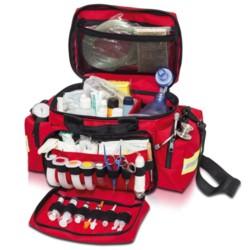 Holtex sac urgence light rouge