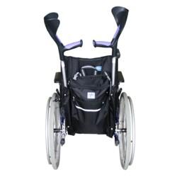 Sac pour fauteuil roulant manuel complet