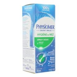 Physiomer spray nasal adulte et enfant