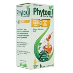Phytoxil sirop toux sèche