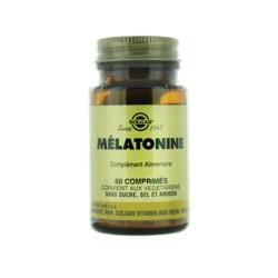 Solgar Mélatonine comprimés