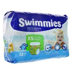 ID Swimmies couches de piscine jetables