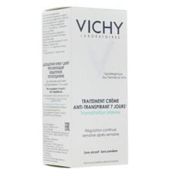 Vichy crème traitement anti-transpirant 7 jours