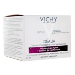Vichy Idéalia Crème énergisante peau sèche