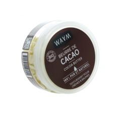 Waam Beurre de cacao bio
