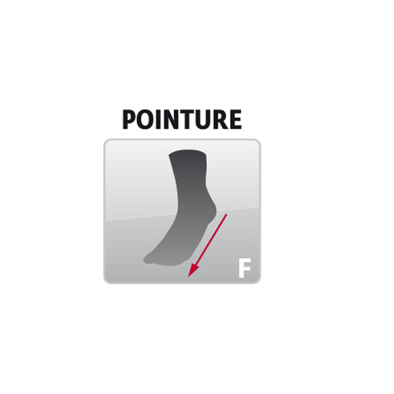 Pictogramme Donjoy pointure